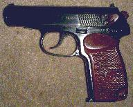 Russian military Makarov