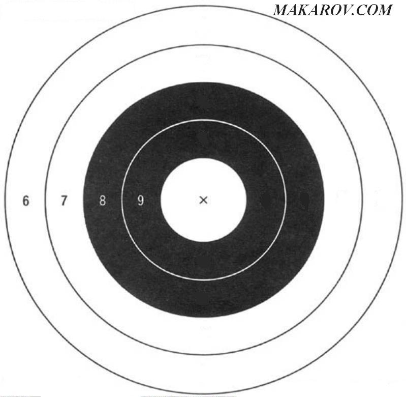 This is a photo of Gutsy Pistol Targets Pdf