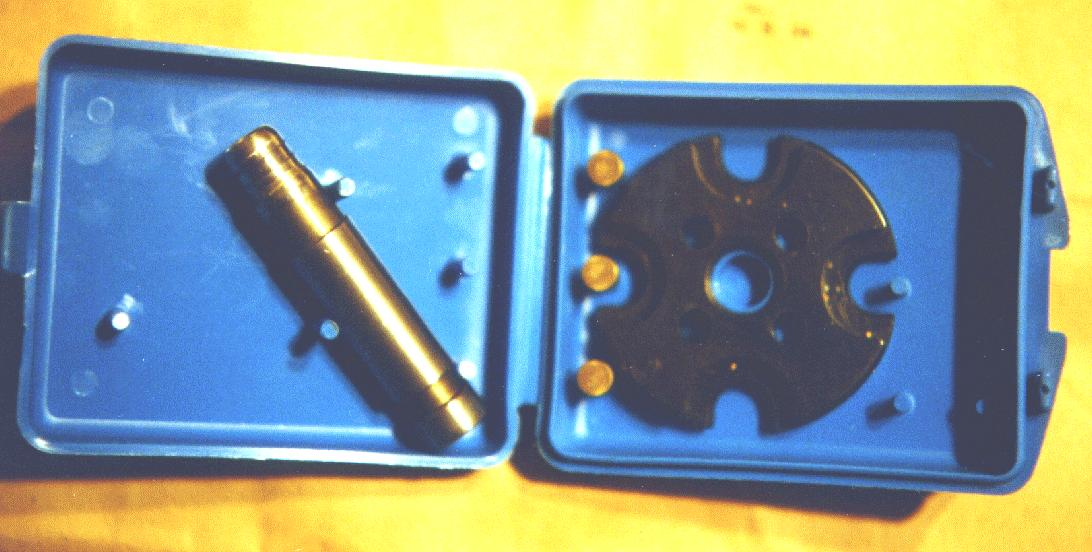 Reloading the 9x18 Makarov Cartridge - Getting Started